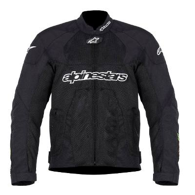 Camperas - Alpinestars Campera Moto T-scream Air