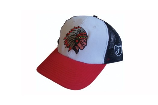 Truckers - Fight For Your Right Gorra Trucker Indian
