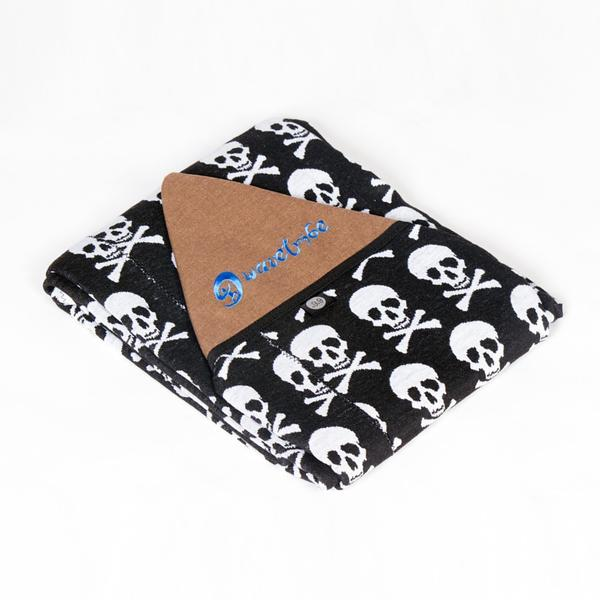 Bags & Backpacks - Wave Tribe Skull Eco Boardsock - Longboard & Malibu