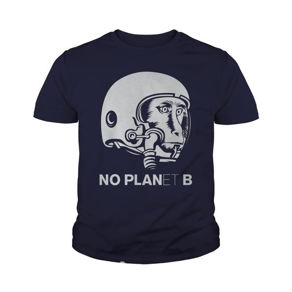 Tees - Cuipo No PLANet B Youth Tee