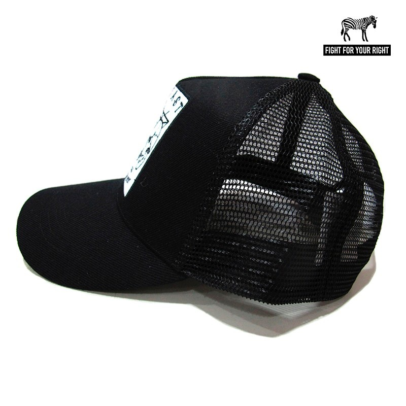 Fight For Your Right Gorra Fight For Your Right Original Modelo Smokey