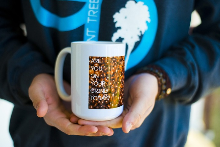 More - Green Dream Clothing Co. Coffee Mug