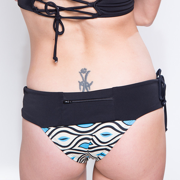 Bikinis - Kinda Fancy Surf Bikinis Masonic Bottom