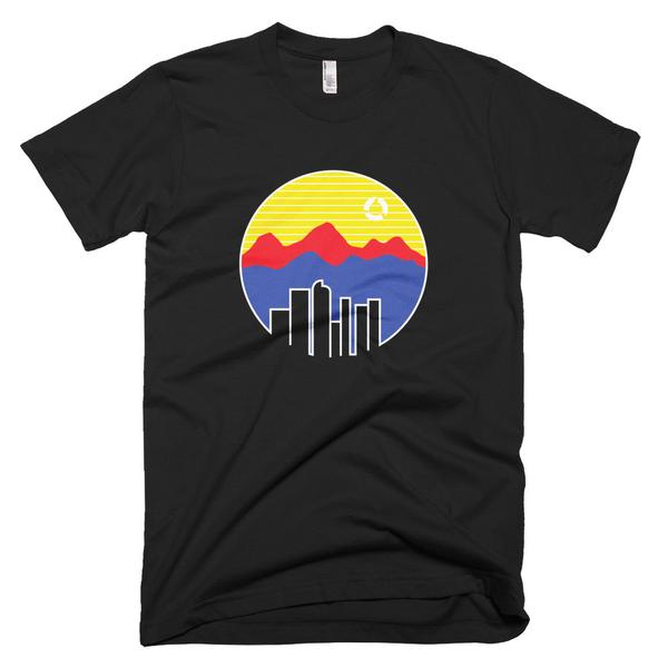 Clothing - Concrete Coast Colorado Tee - Black