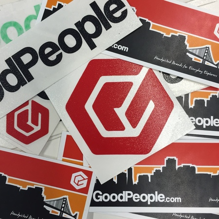 More - GoodPeople GoodPeople Sticker Pack