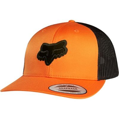 Truckers - Fox Head Gorra Fox Head  - Binding Snapback #10126009