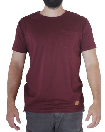 Mangas Cortas - Blueridge Remera Bolsillo
