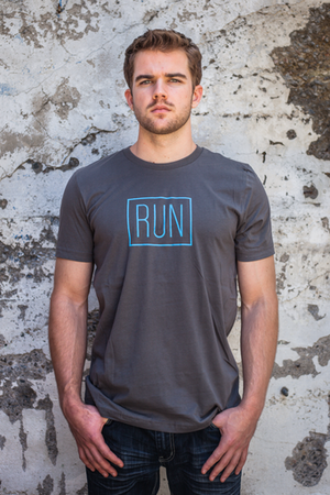 Tees - California 89 MEN'S SHORT SLEEVE RUN TEE