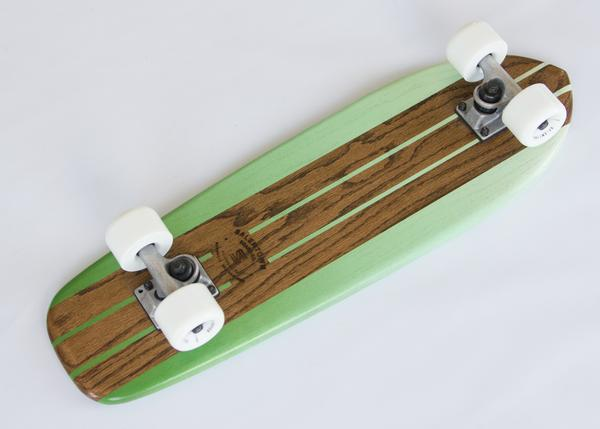 Boards - Salemtown Board Co The Evergreen (Oak Cruiser)