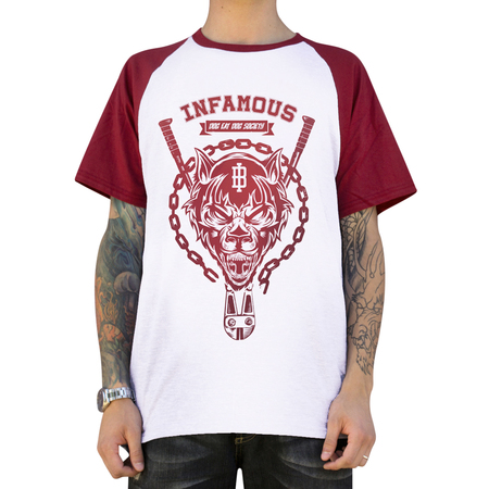 Mangas Cortas - Infamous Remera Dog Eat Dog