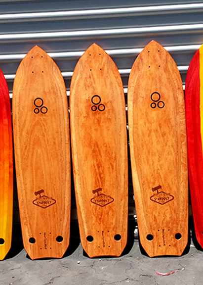Boards - Holesom Longboards Stardust