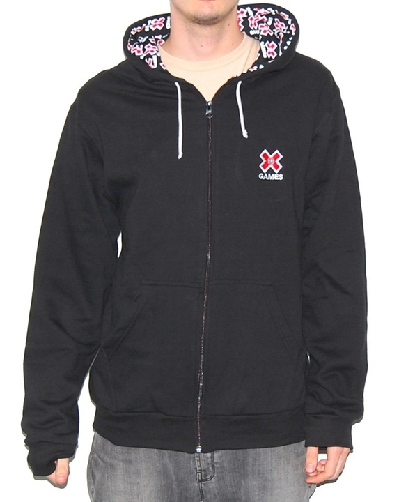 Zip Hoodies - X Games Carlsbad Zip