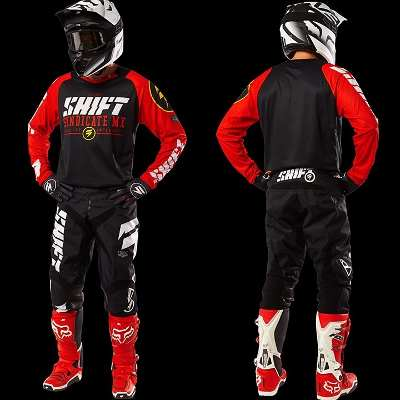 Fox Head Equipo Motocross Shift  Strike - Xl/36 - #14532001