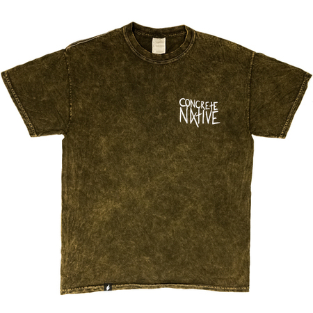 Tees - Concrete Native Pennyroyal Tee