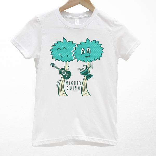 Tees - Cuipo Mighty Cuipo Youth Tee