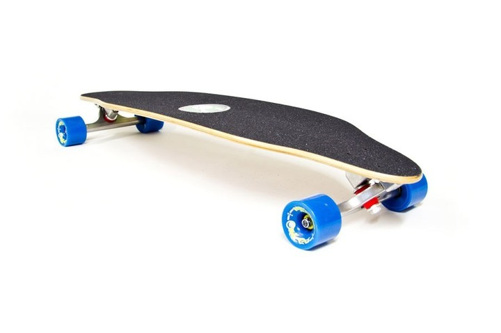 Restless Longboards Shredder PirateLife Deck Longboard - Deck only