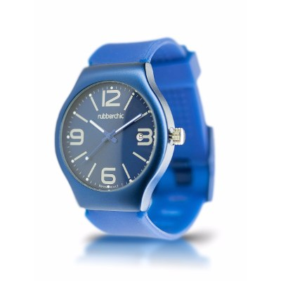 Relojes - Rubberchic Reloj Pulse Blue