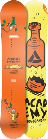 Boards - Academy Snowboards Propa-Camba
