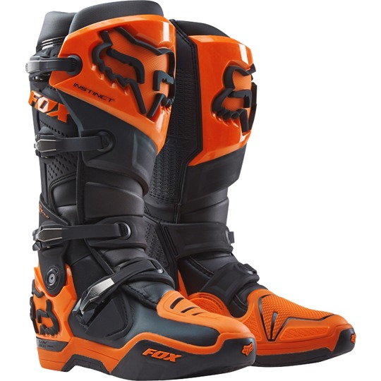 Fox Head Botas Mx  Fox Head Instinct -talle 45.5 - #12252016