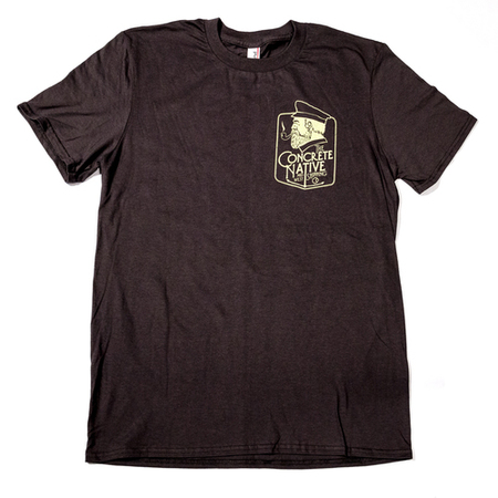 Tees - Concrete Native Ahab Tee