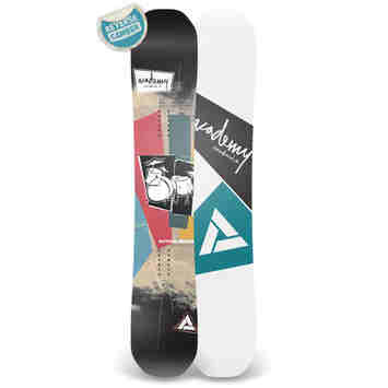 Boards - Academy Snowboards Rhytm Reverse Camber