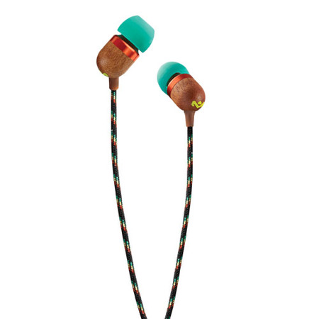 Auriculares - House of Marley Auricular Smile Jamaica (In-Ear)