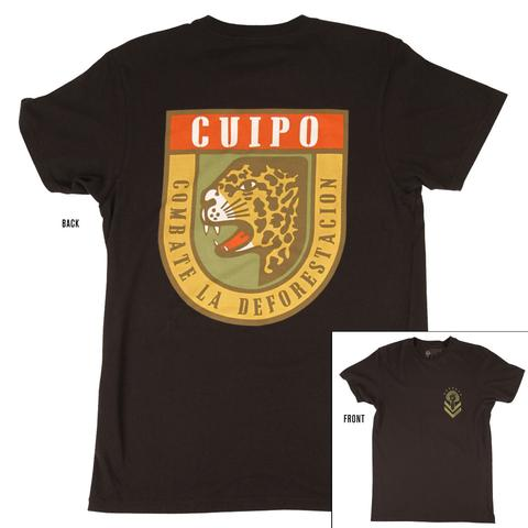 Tees - Cuipo Combate Jaguar Patch Tee