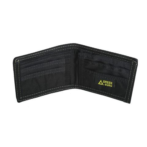 Wallets - Green Guru Gear Bi-fold Wallet- Recycled Bike Tube