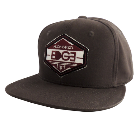 Viseras Planas - Edge Gorra Steep and Deep