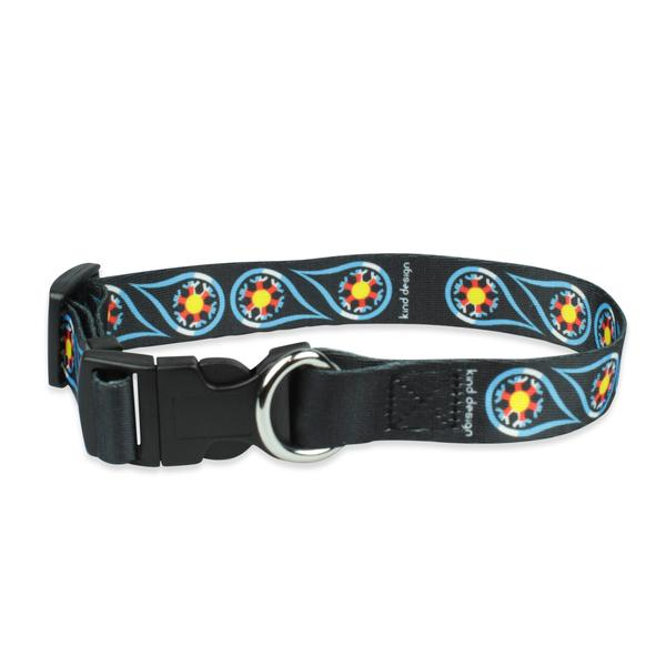 More - Kind Design Snowdrop Dog Collar