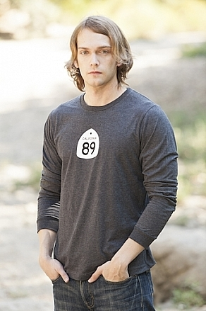Tees - California 89 Men's Long Sleeve Ski Boot Tee