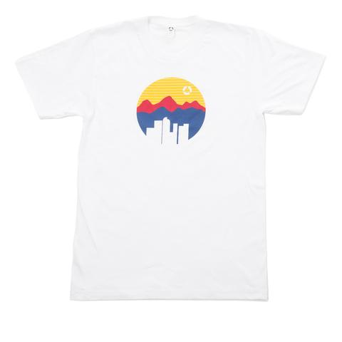 Tees - Concrete Coast Colorado Tee - White