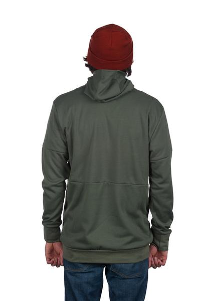 Zip Hoodies - Desolation Supply Co Gefo Half Zip Hoodie