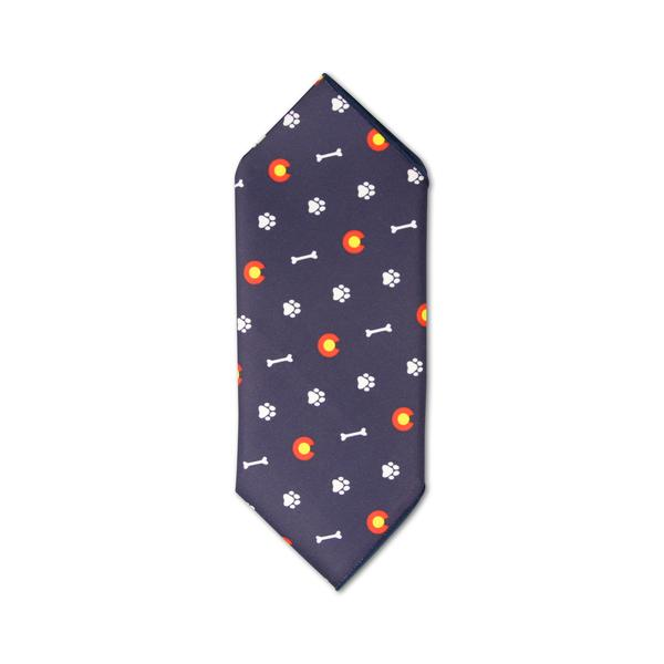 More - Kind Design CO Dog Pocket Square