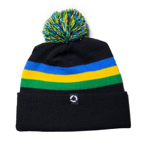 Headwear - Concrete Coast Signature Stripe Beanie