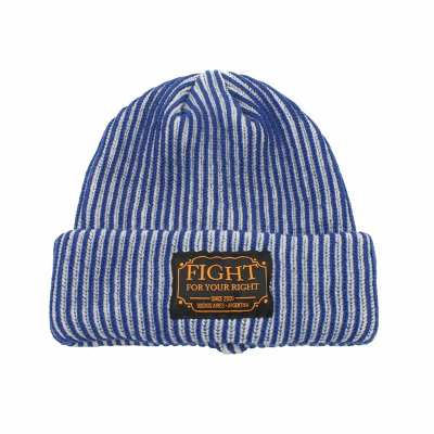 Fight For Your Right Fight For Your Right Gorros Lana Beanie Toni Hombre