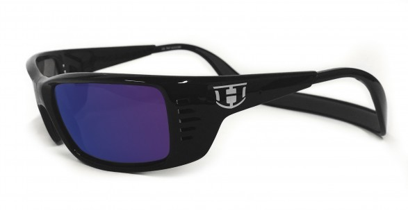 Hoven Vision MEAL TICKET Black Gloss / Tahoe Blue Polarized