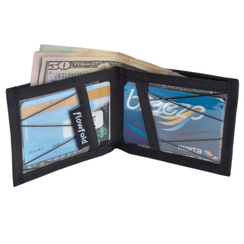 Wallets - Flowfold Vanguard Billfold Wallet