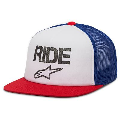 Truckers - Alpinestars Gorra Ride Stealth