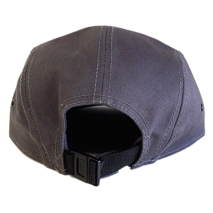Rise Designs Tree Triangle Camper Hat - 5 panel - Charcoal