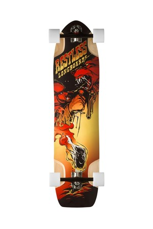 Boards - Restless Longboards WIM 2015 Deck Longboard