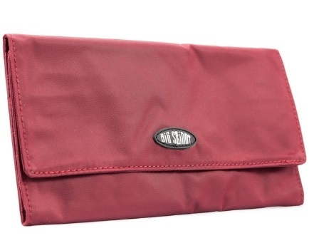 Billeteras - Big Skinny Billetera Monte Cougar Red