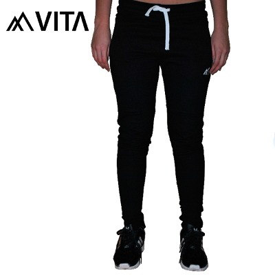 Joggings - Vita Jogger Black