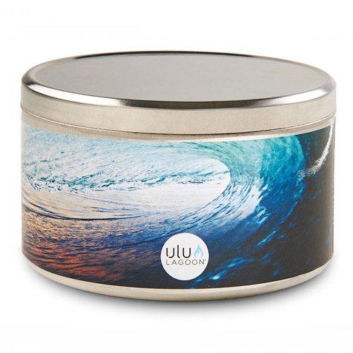 More - ulu LAGOON 32 oz Two Wick Tin - Photographic Series