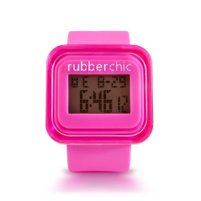 Relojes - Rubberchic Reloj Rubberchic Box Fucsia