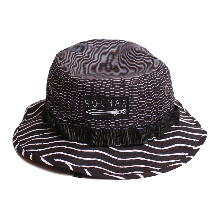 Buckets - So-Gnar Zigzag Safari Bucket