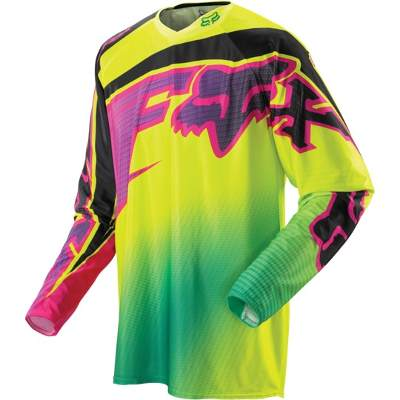Mangas Largas - Fox Head Jersey Motocross Fox Head 360 Flight