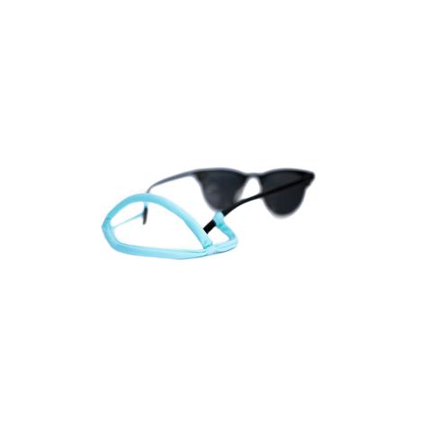 Accessories - Nectar Sunglasses BIKINI STRAP CROAKIES // LIGHT BLUE