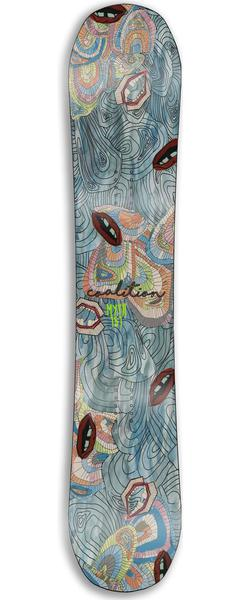 All Mountain - Coalition Snow Myth All Mountain Snowboard | Lips