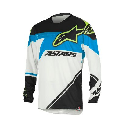 Remeras - Alpinestars Remera Jersey Racer Supermatic -motocross Enduro